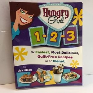 Cookbook Hungry Girl 1-2-3 Guilt Free Recipes